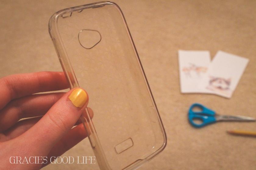 Easy DIY Phone Case